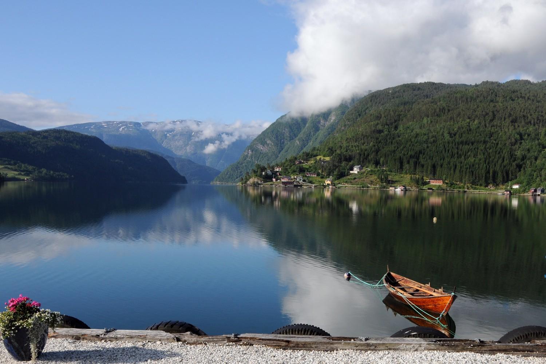 Walking the Hardangerfjord Self-Guided Hiking Tour