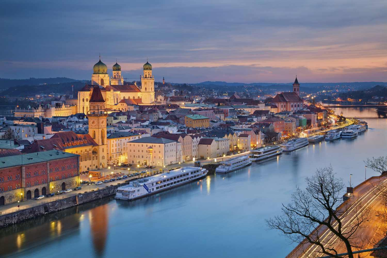 A self-guided cycling holiday along the Danube river