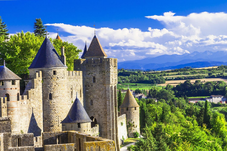 UNESCO World Heritage City, Carcassonne