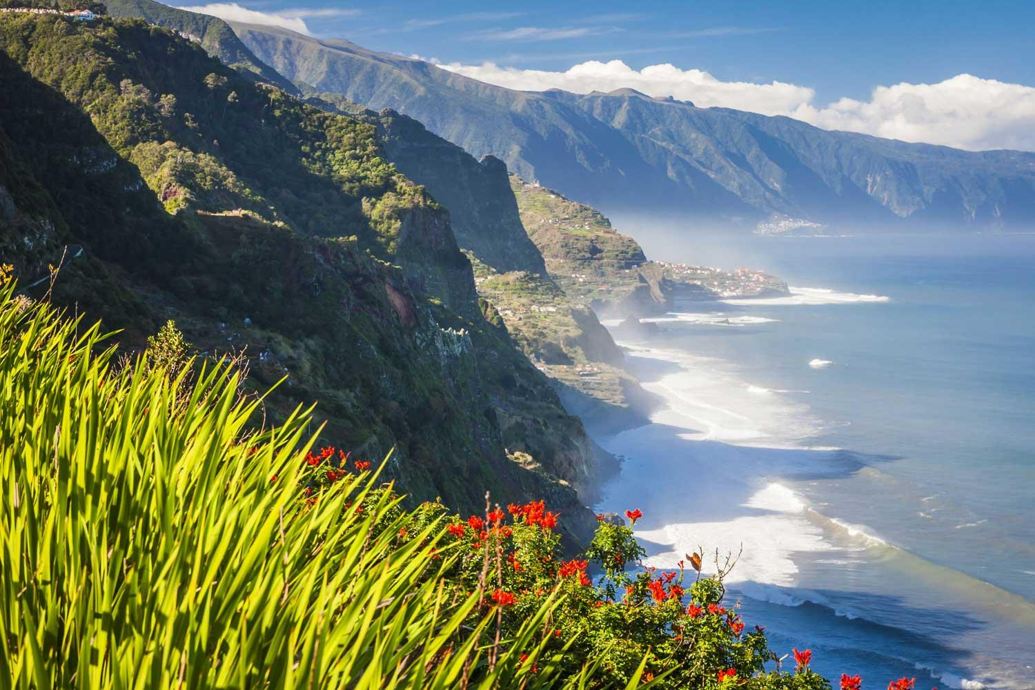 Madeira: The Sunny South West Self-Guided Walking Holiday