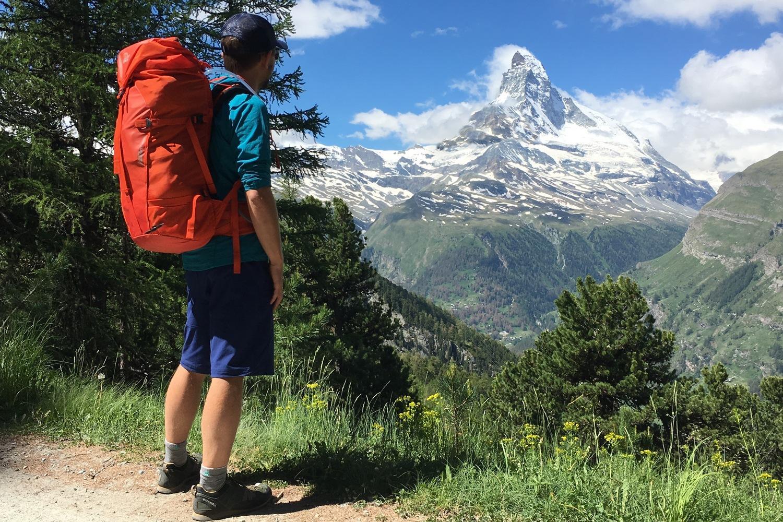 Self-guided Tour of the Matterhorn