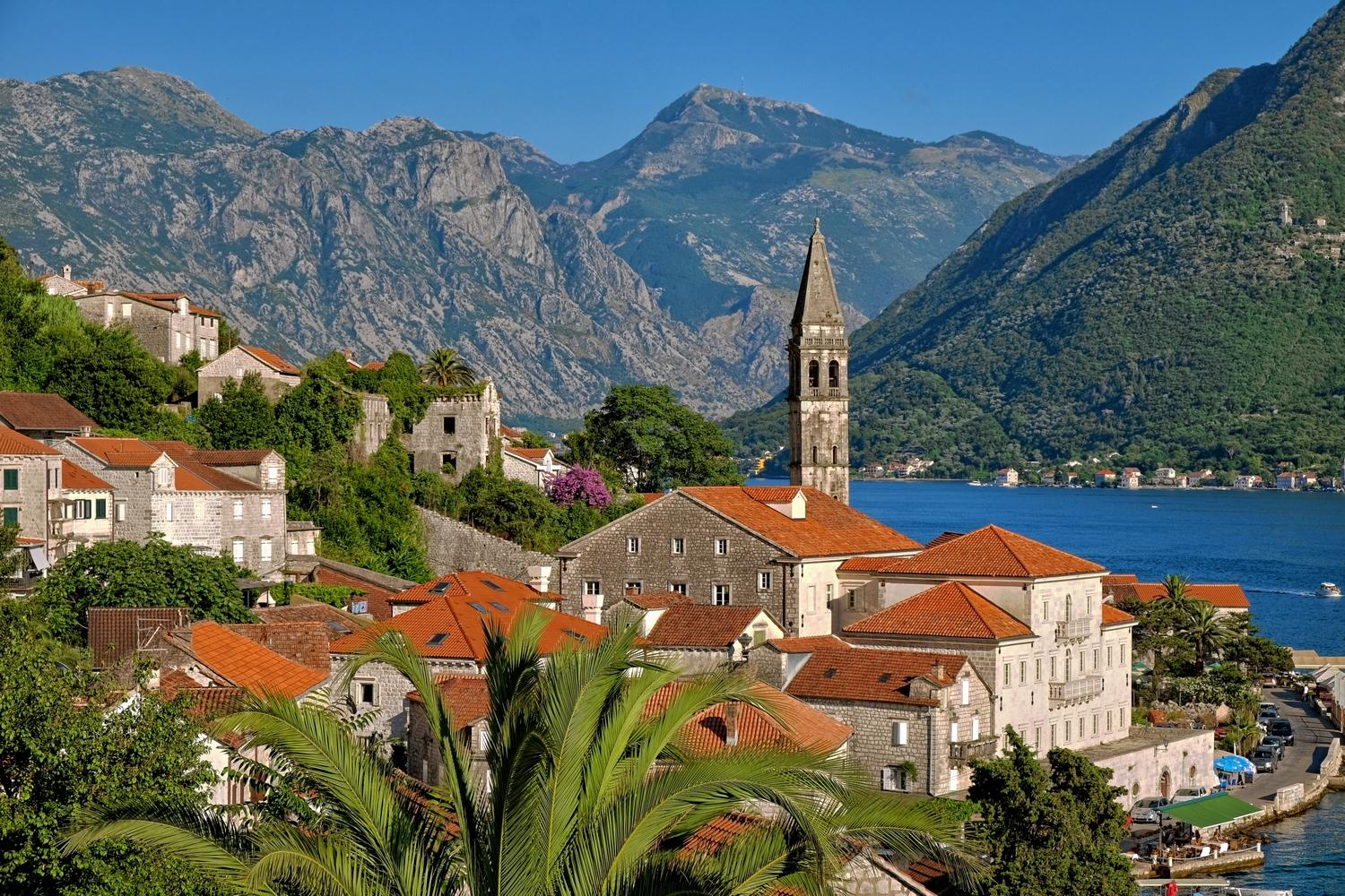 Montenegro Coast & Mountain Trails Self Guided Walking Holiday