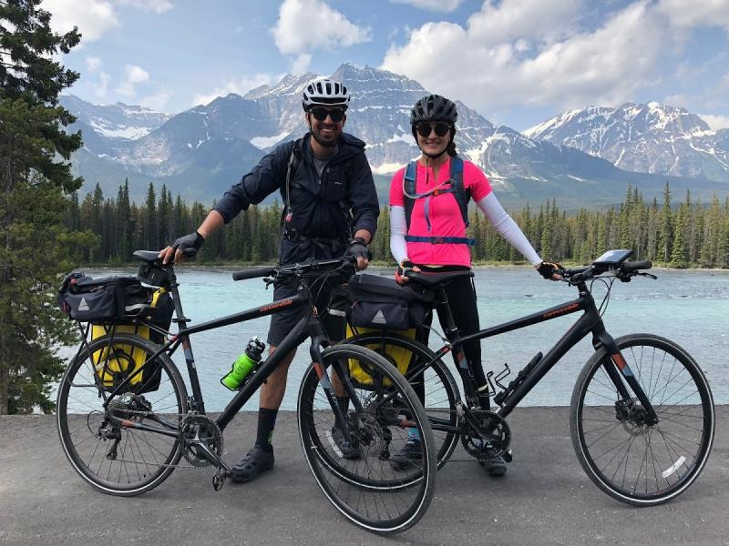 216933286c7 Pedal the Canadian Rockies on this self-guided cycling tour
