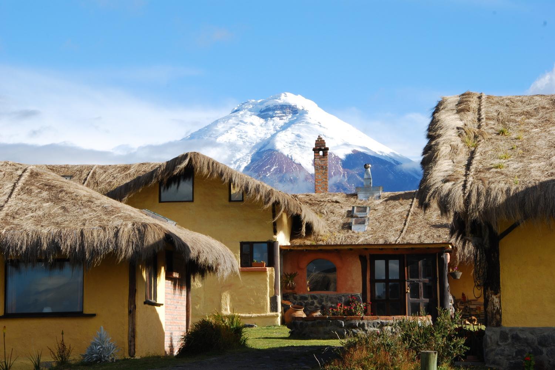 Stargaze near wood-burning stoves and firepits at the cozy Chilcabamba Lodge