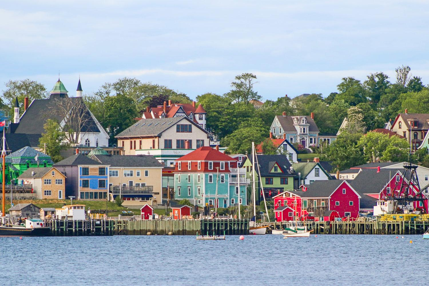Explore old-town Lunenburg, a UNESCO preserved colonial settlement