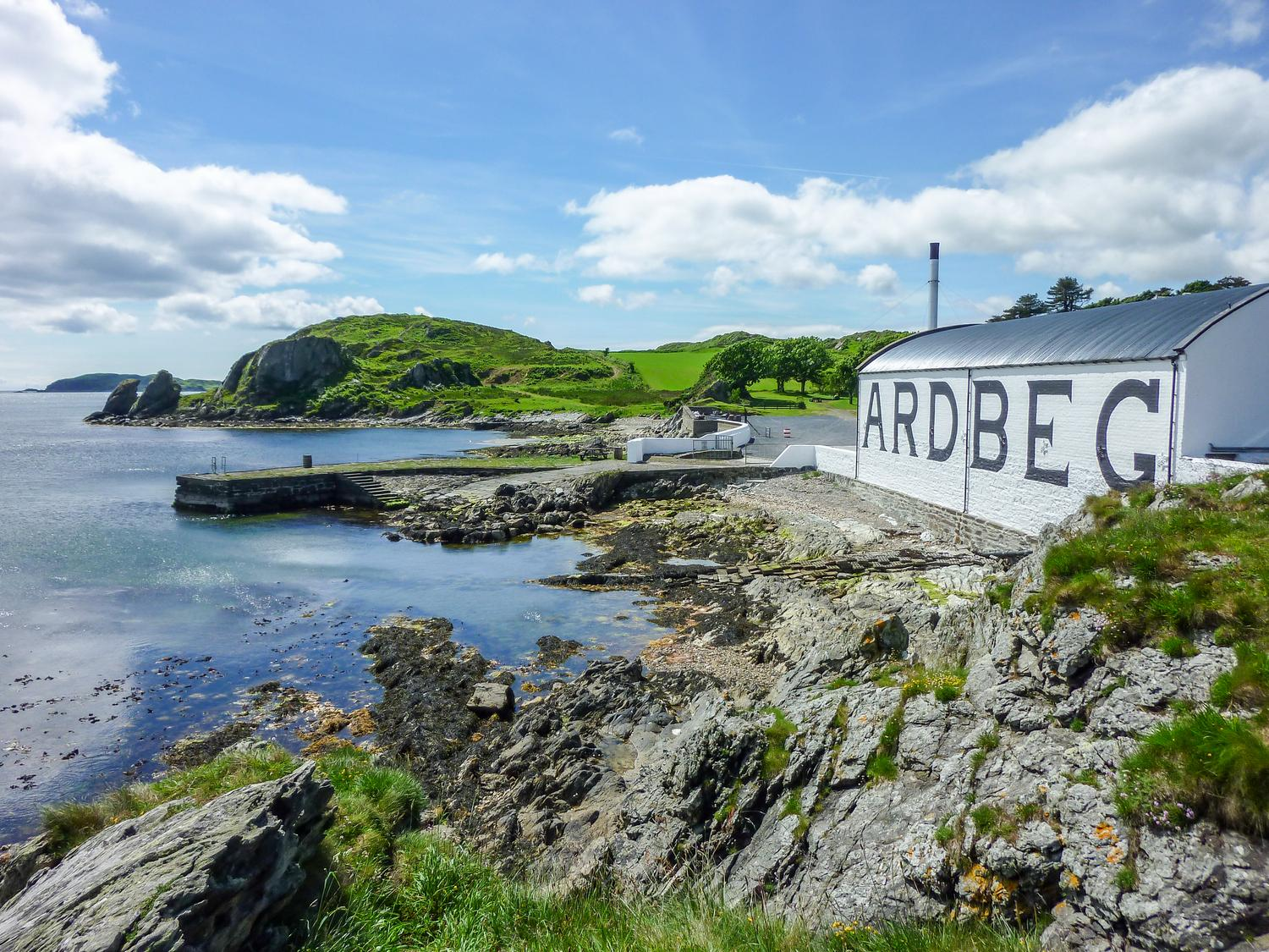 Islay & Jura Whisky Trails Self-Guided Walking Tour
