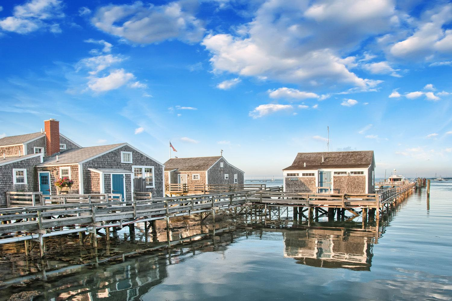 Discover the maritime past and cedar-shingled homes of Massachusetts' Colonial Islands