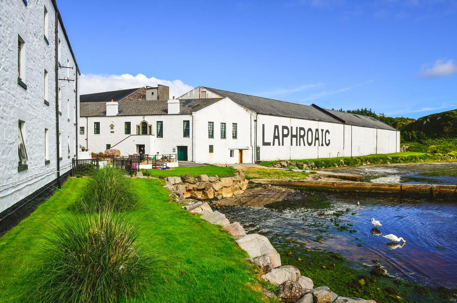 Islay Whisky Trails Self-Guided Walking Tour