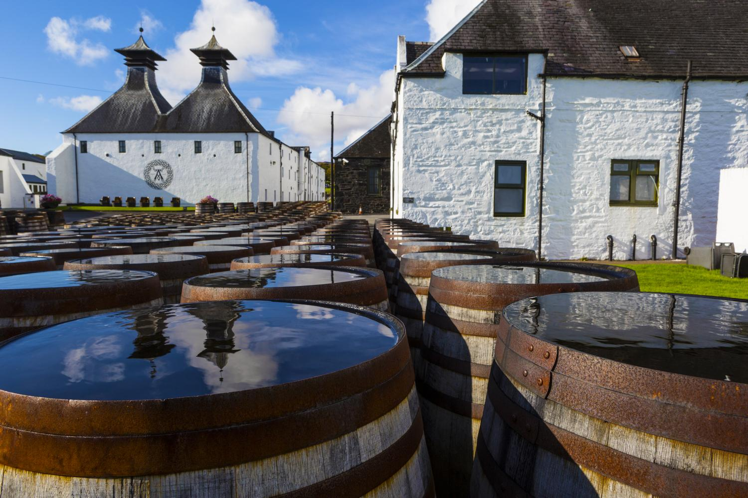 Islay Whisky Trails In Style Self-Guided Walking Holiday