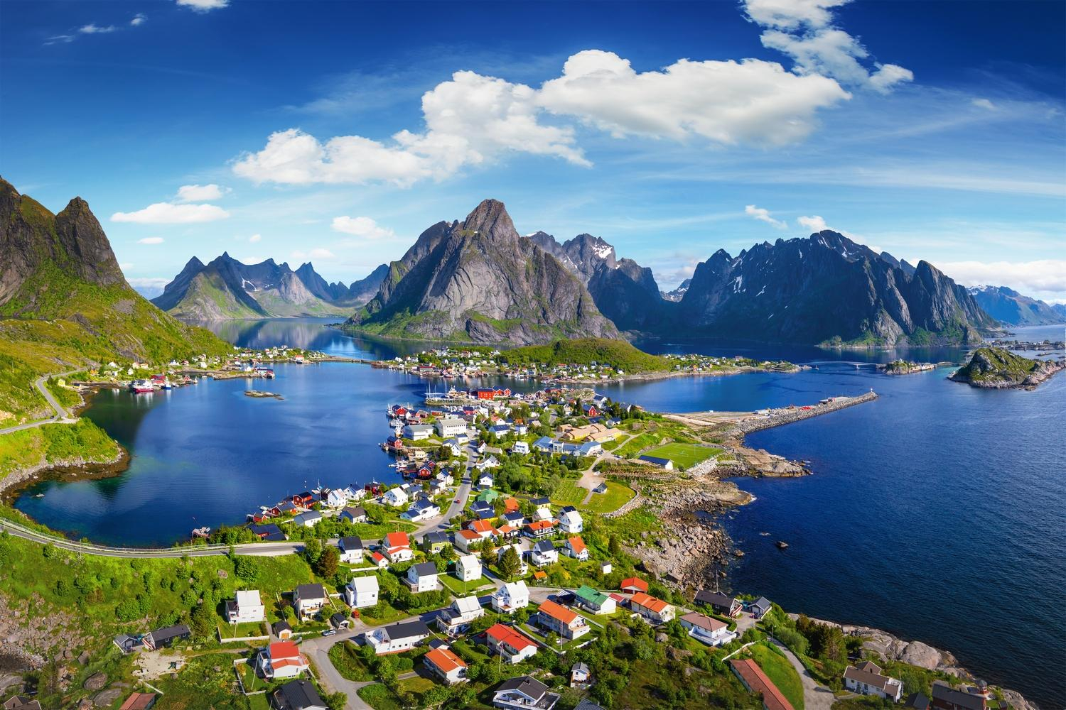 Walking the Lofoten Islands Self-Guided Walking Tour