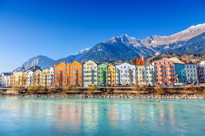 Tyrolean Alps: Garmisch to Innsbruck