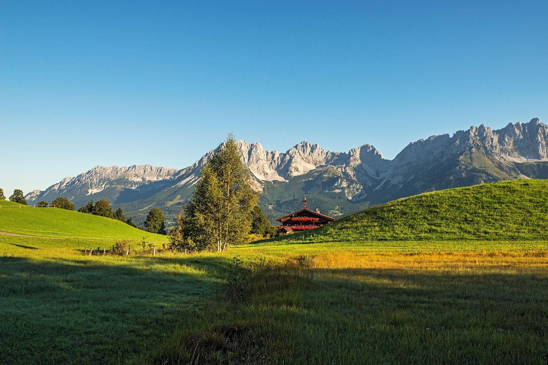 Around the Kaiser Mountains