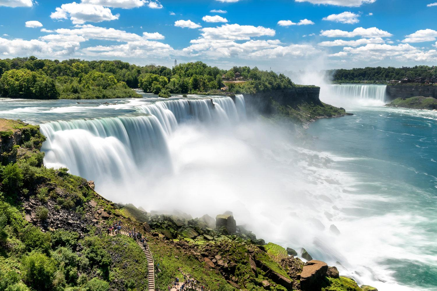 Discover Niagara Falls, one of the world's most spectacular natural wonders