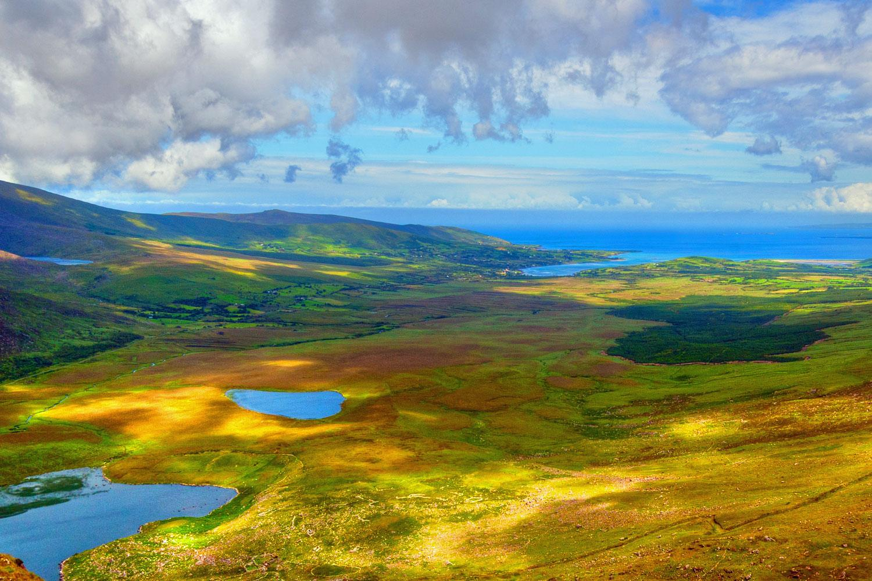 The beautiful Dingle Peninsula