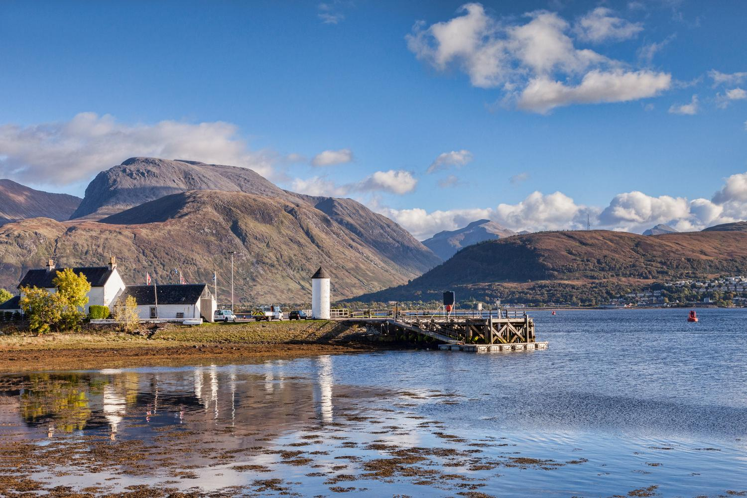 Best of The Great Glen Way self-guided hiking trail