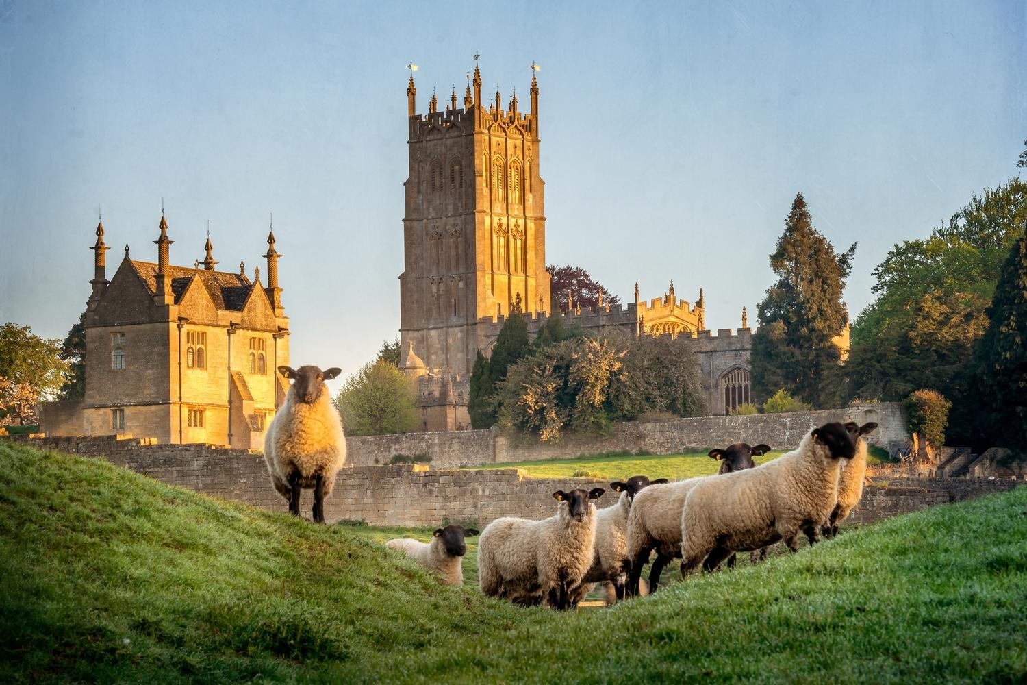 Self-guided walking holiday England: Best of the Cotswold Way