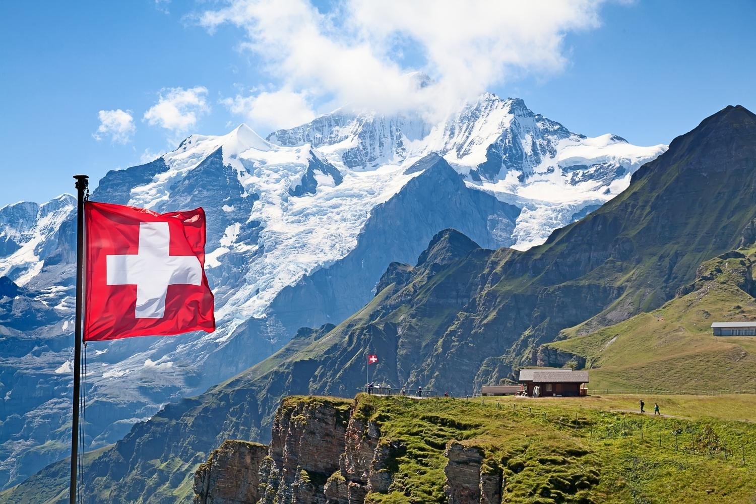 Ultimate Swiss Alps | Macs Adventure