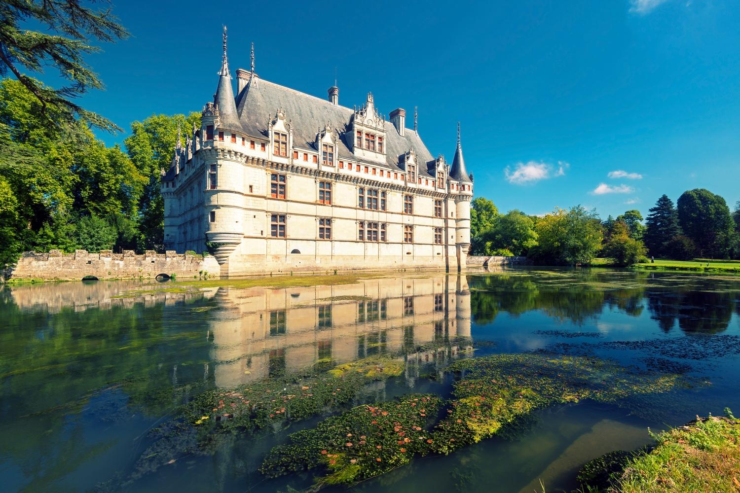 Loire Valley: The Châteaux Trail Self-Guided Walking