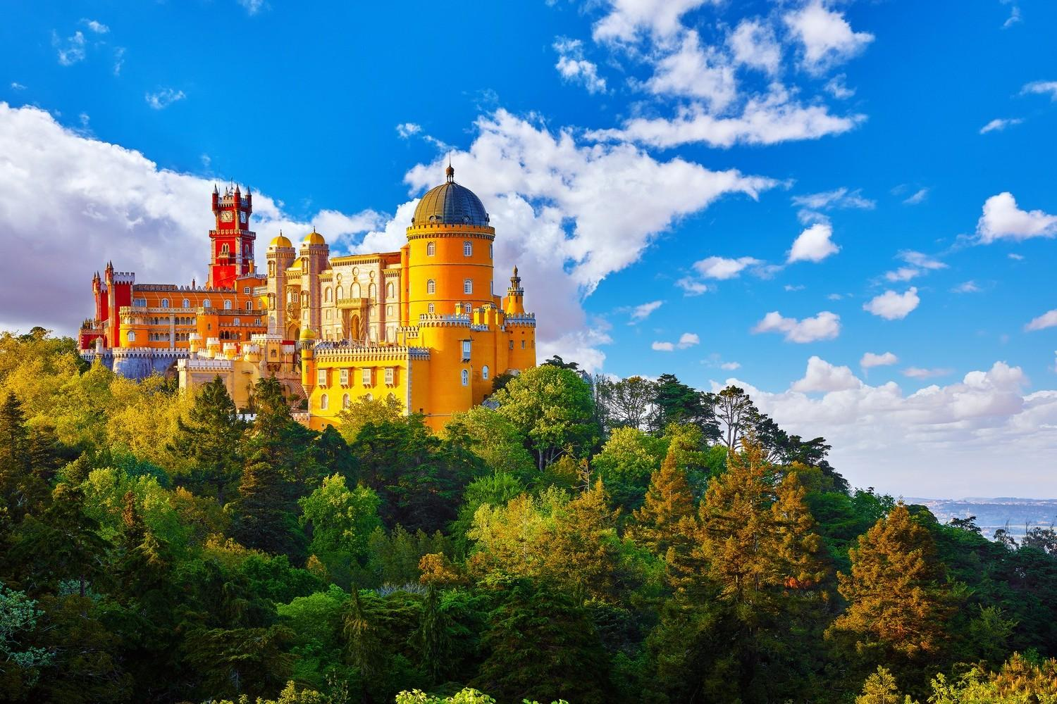 Self-guided walking holiday Walking Sintra to Cascais