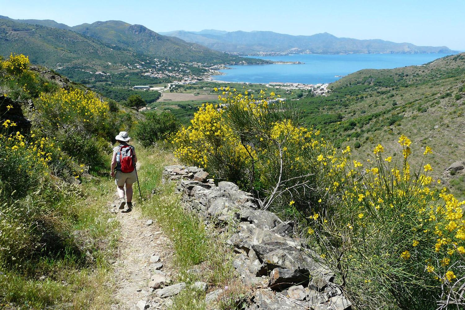 Self-guided walking trip in Catalonia