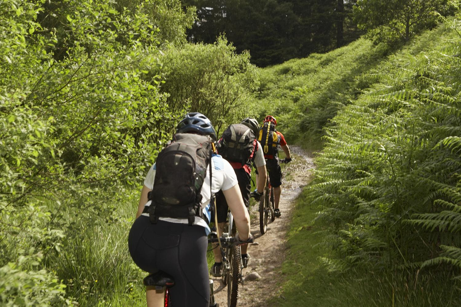 Great Glen Cycleway Self Guided Cycling Vacation