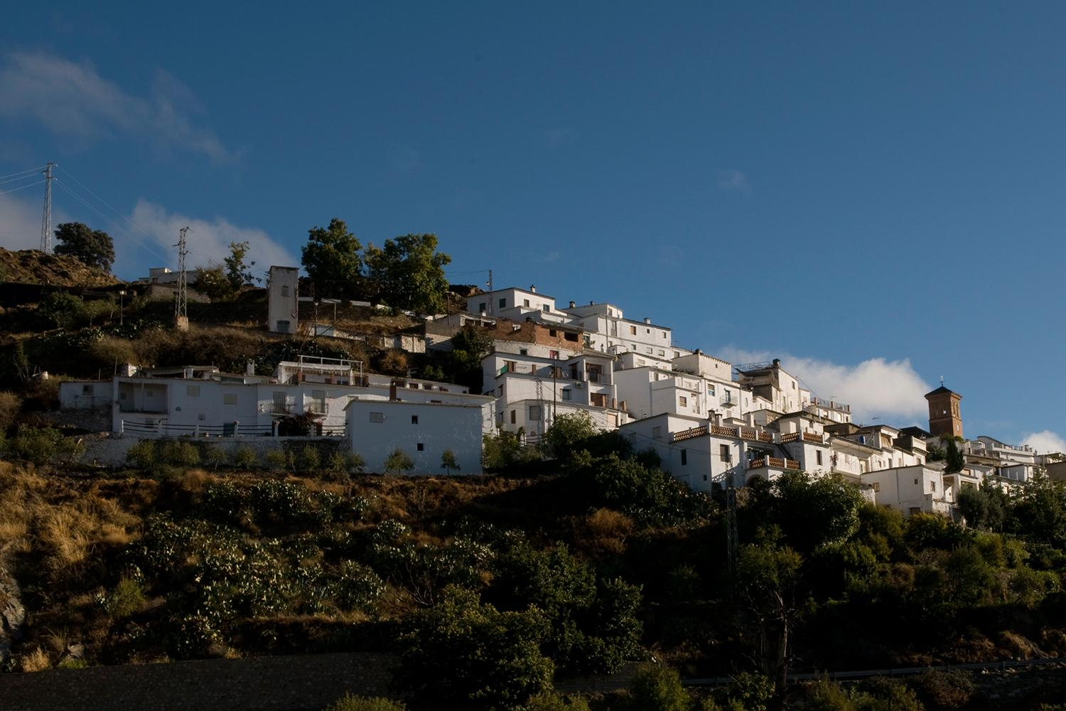 Escape to Las Alpujarras on single-centre self-guided walking holiday