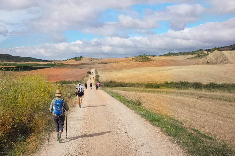 2087dbd7e6fe Camino Stage 1 & 2 - St Jean-Pied-de-Port to Burgos | Macs Adventure