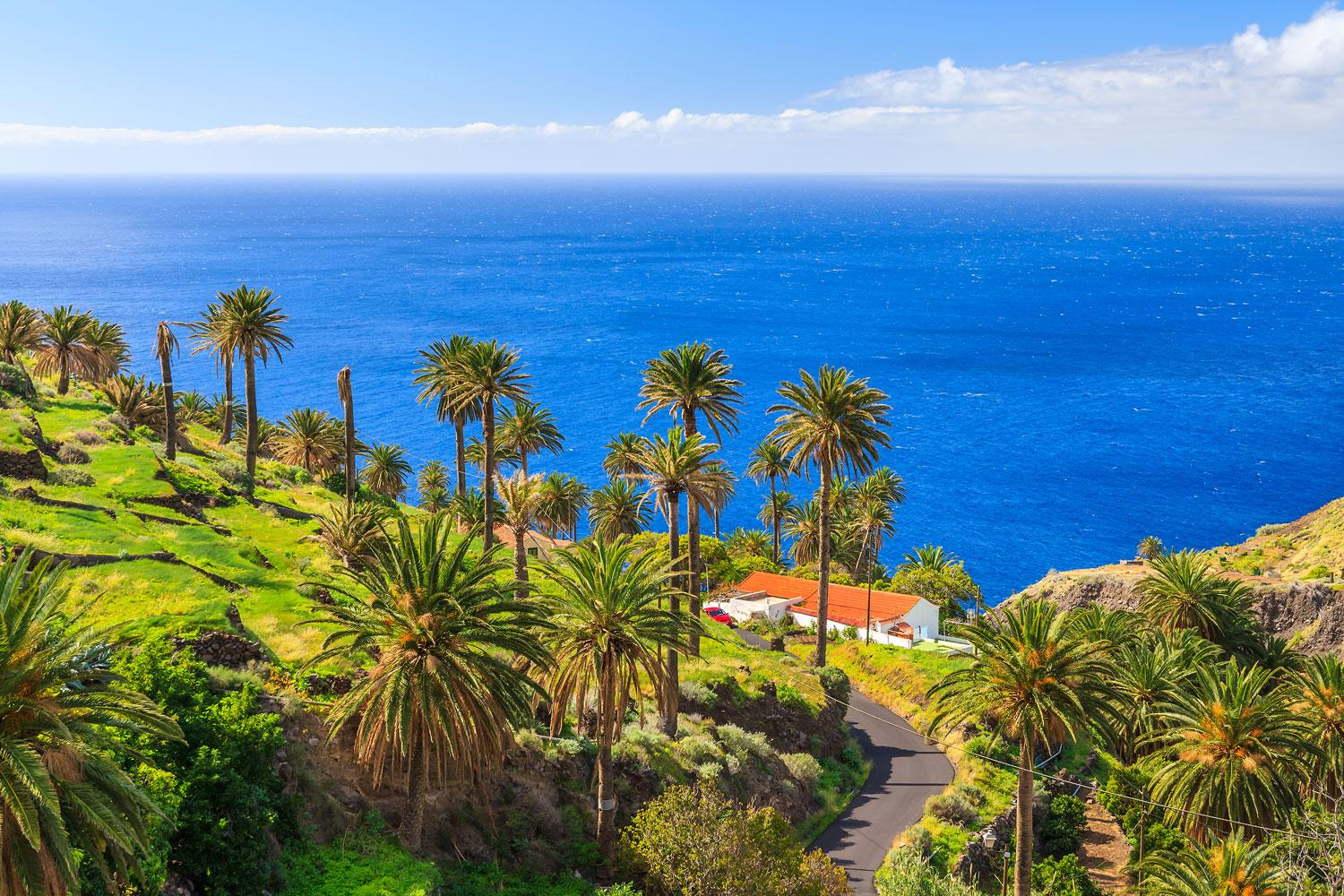 Walking in La Gomera Self Guided Hiking Vacation