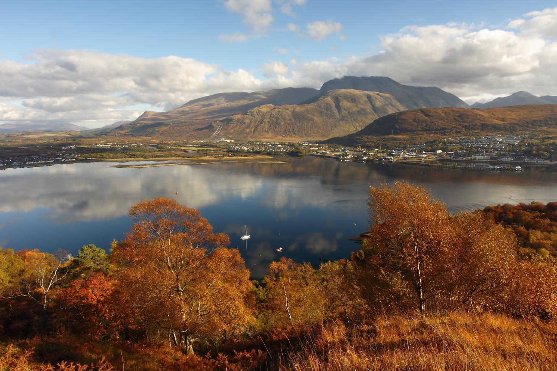 Scottish Coast to Coast Mountain Biking self-guided vacation