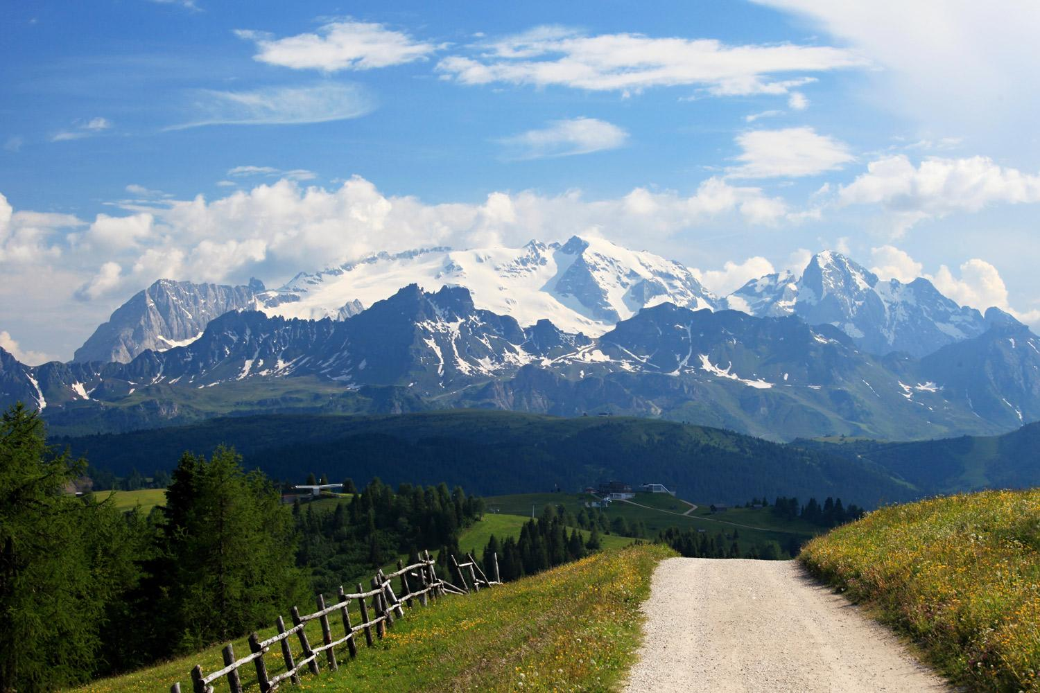 The Dolomites of Val Badia Self Guided Walking Holiday