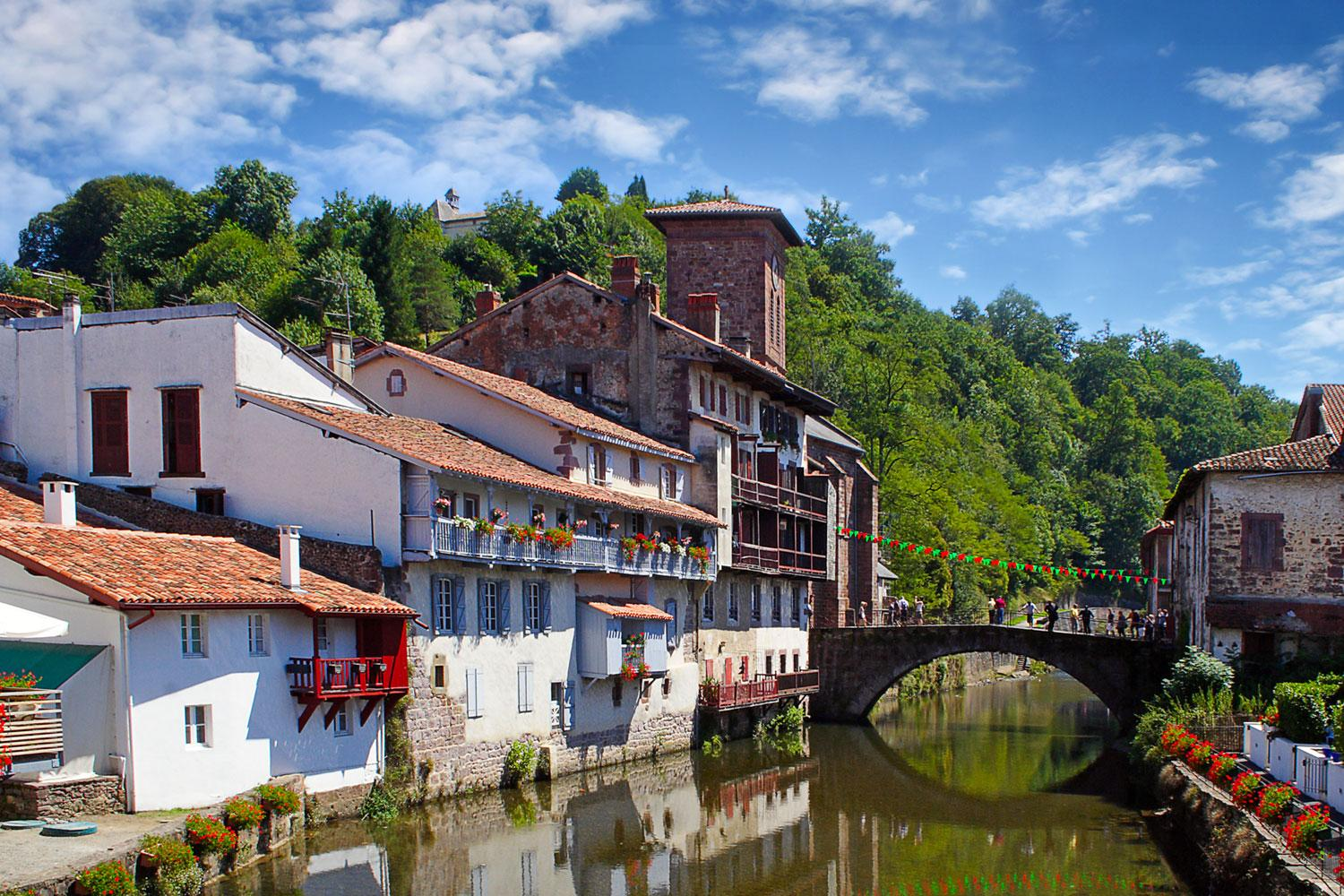 Camino Le Puy Way: Stage 6