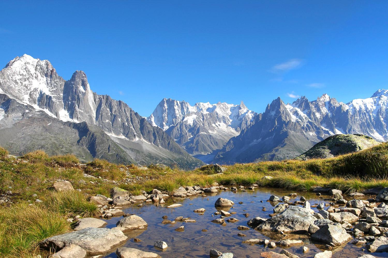 Complete Tour du Mont Blanc Trek
