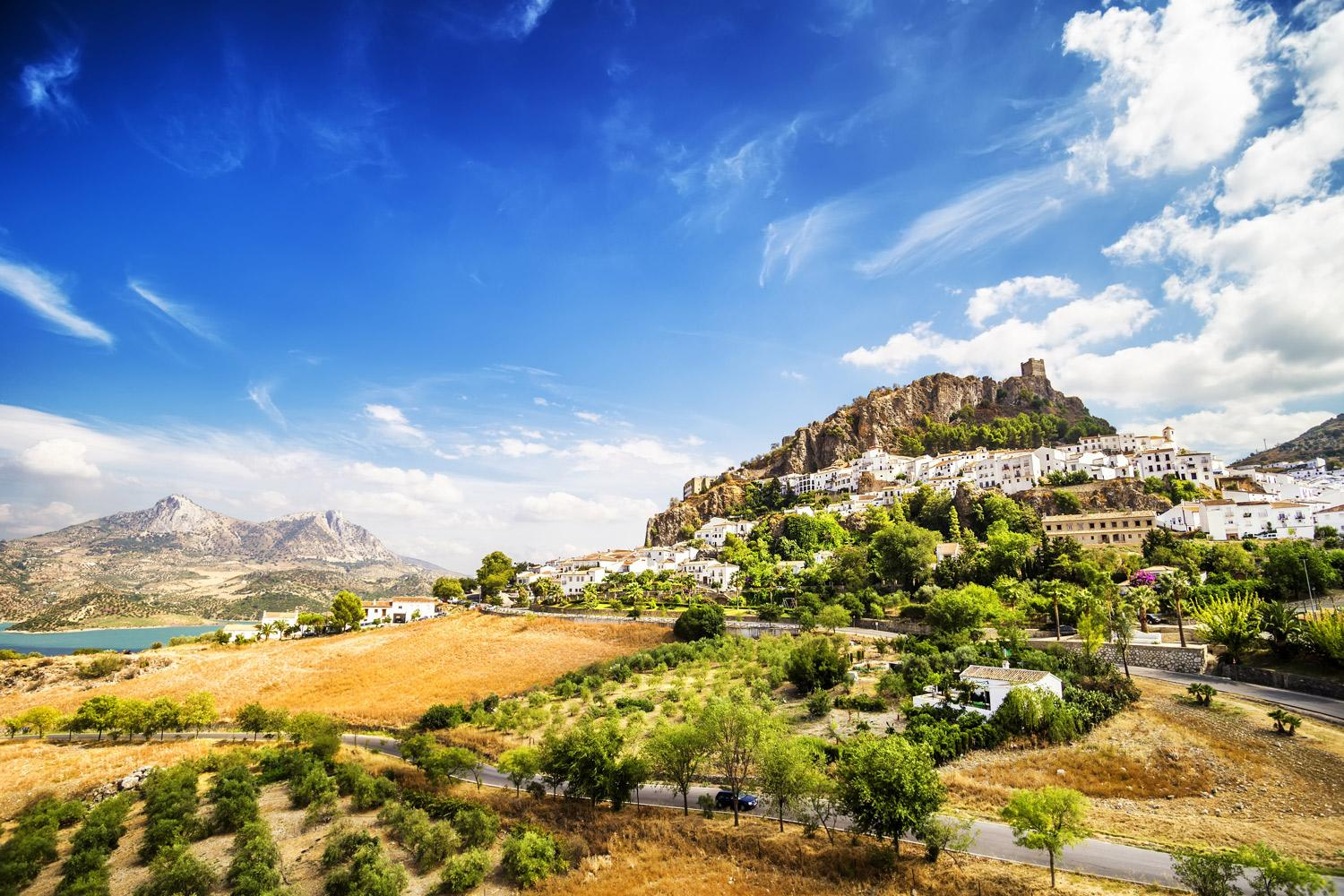 Andalucia: The Sierra de Grazelema Walking Holiday