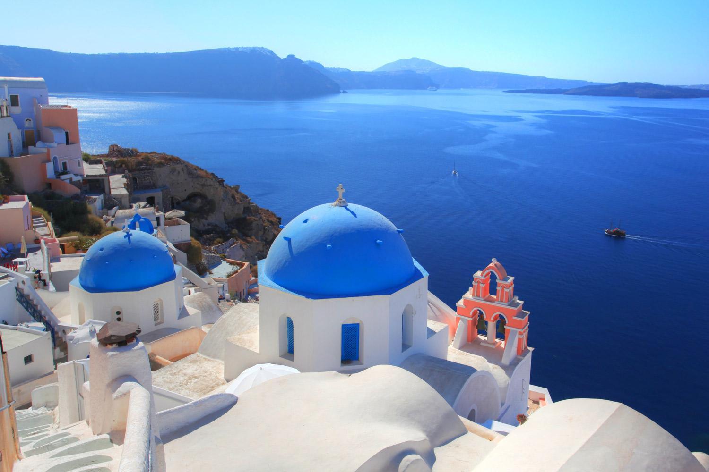 Naxos and Santorini Walking Holiday