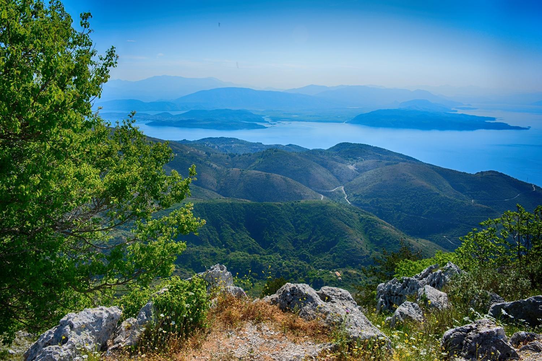 Greek Island Hopping: Corfu and Paxos Walking Vacation