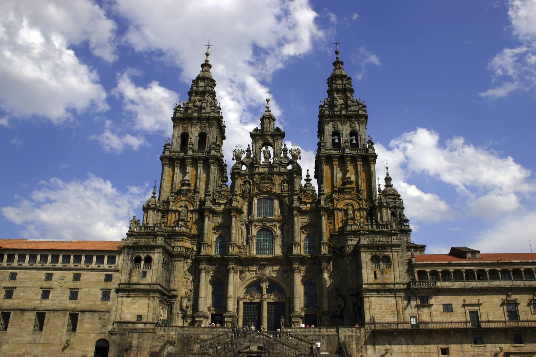 Camino Portugués Tui to Santiago