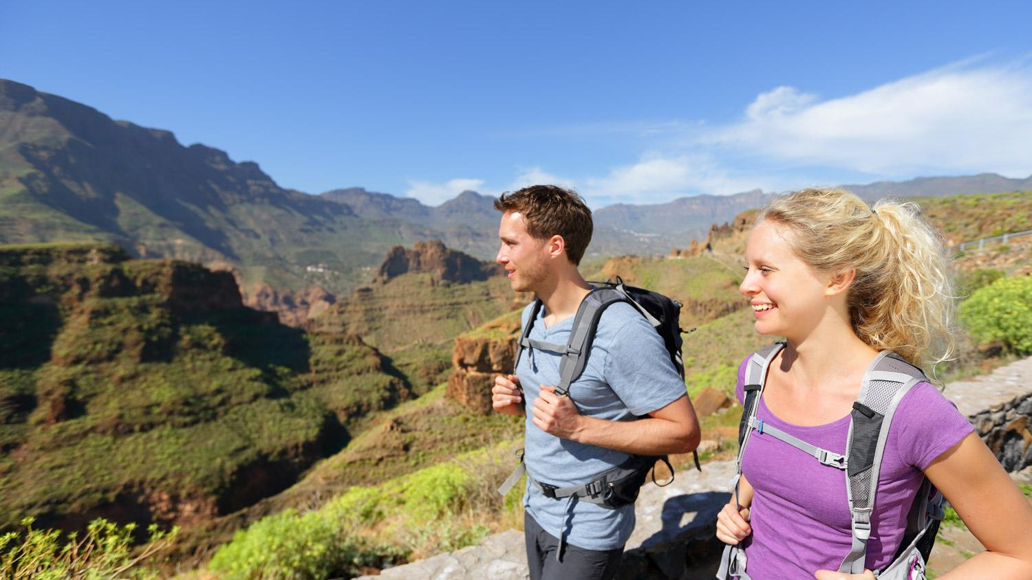 Gran Canaria: Island of Contrasts Self Guided Hiking Vacation