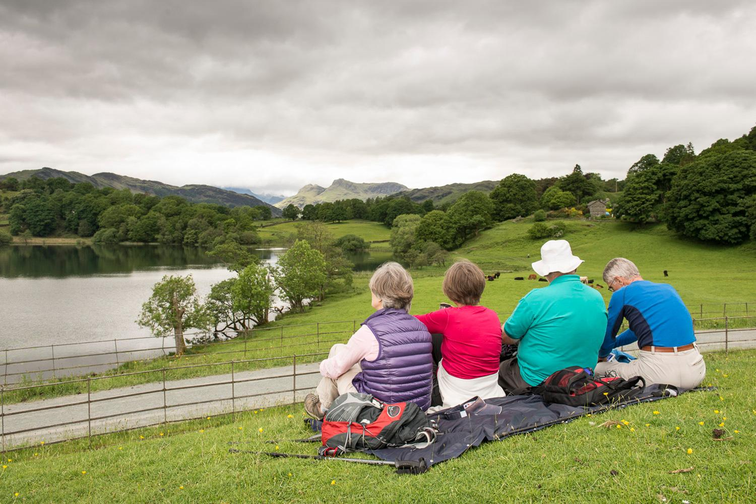 The Lake District in Style Self Guided Walking Holiday