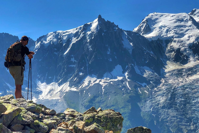 Complete Tour du Mont Blanc Comfort Trek