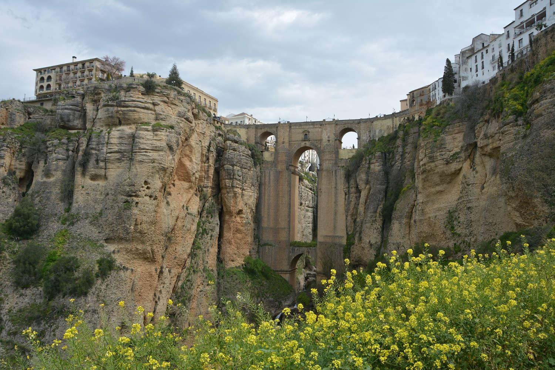 Best view of the New Bridge, Ronda