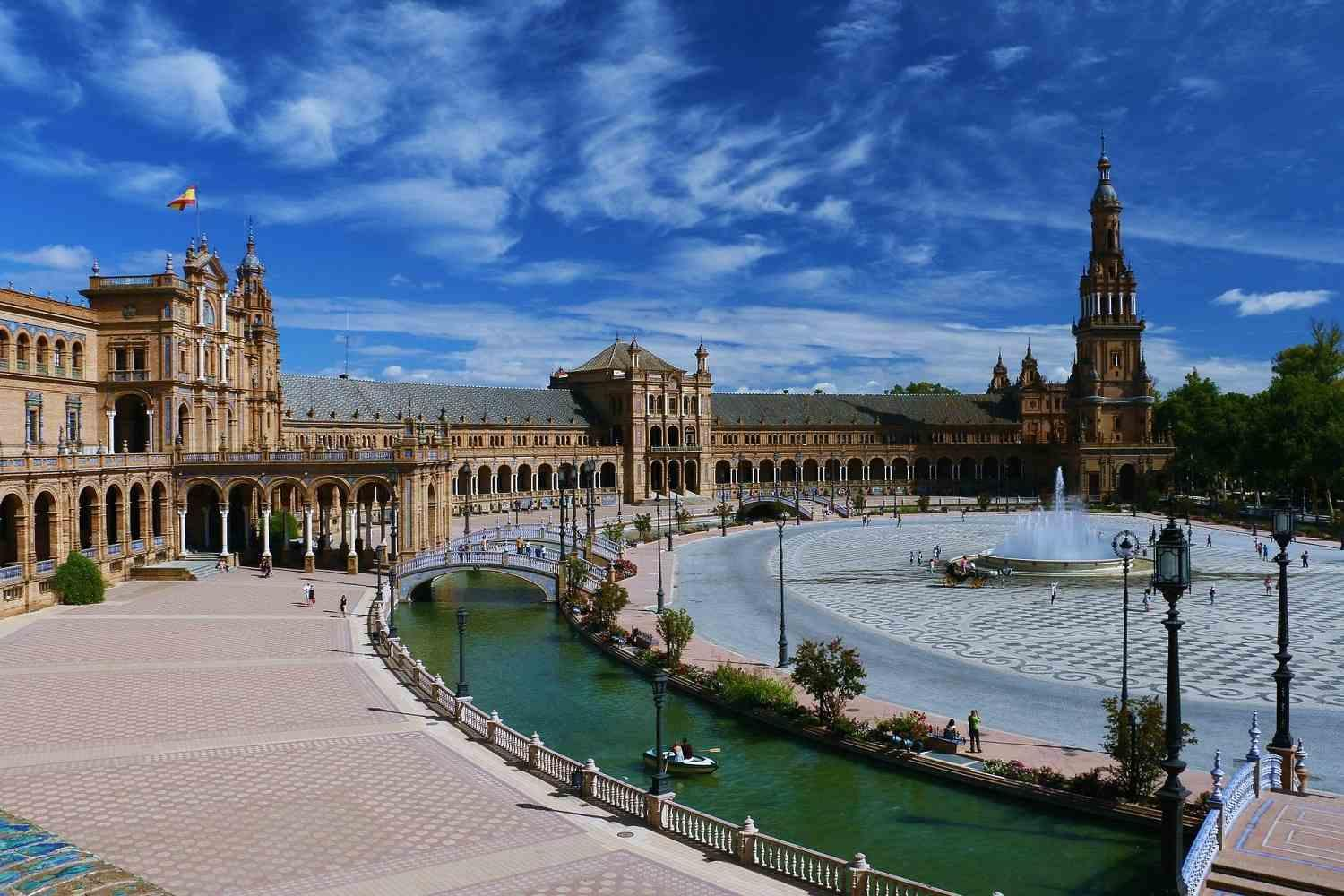 A day in Sevilla, Culture, Wine and Cheese