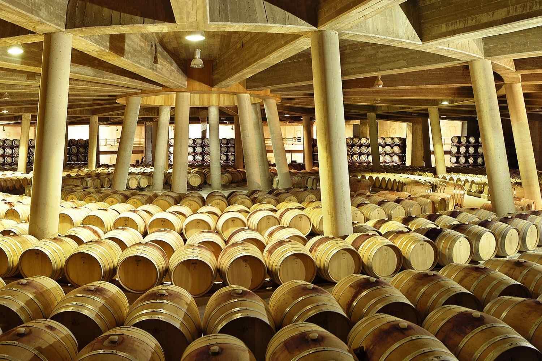 Bodega Viña Real en Logroño