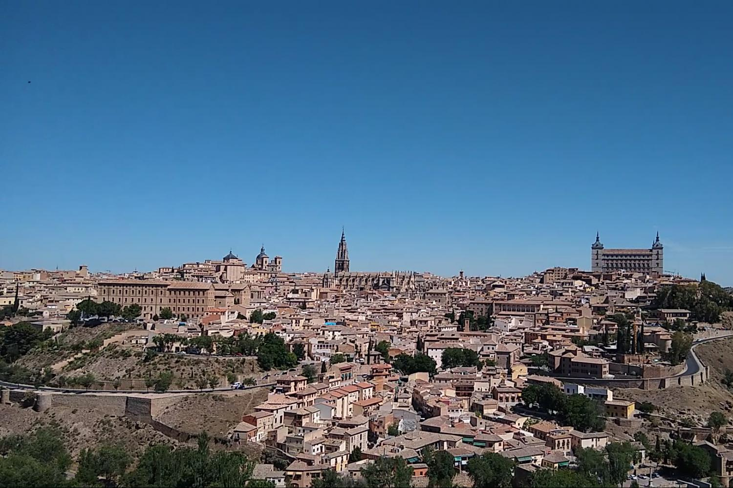 Tour to Toledo from Madrid