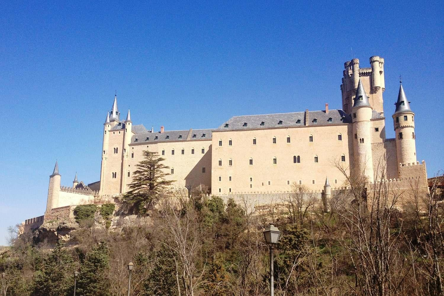 Trip to Segovia from Madrid