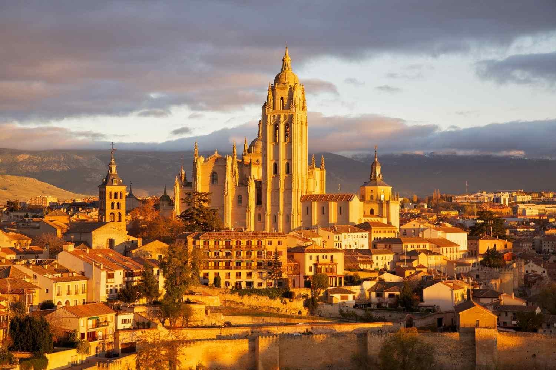 Getaway in Segovia