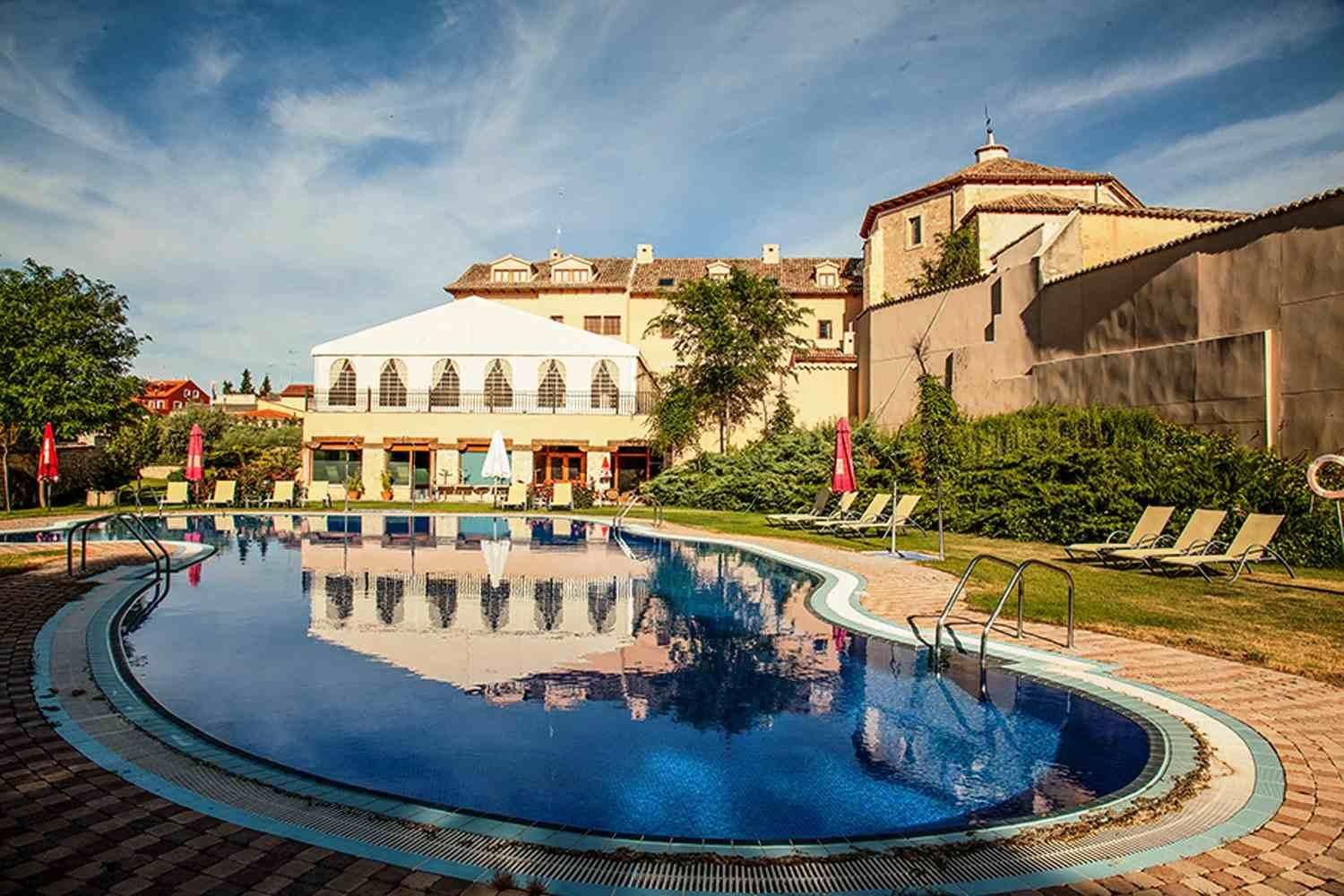 Wine and spa getaway from Madrid