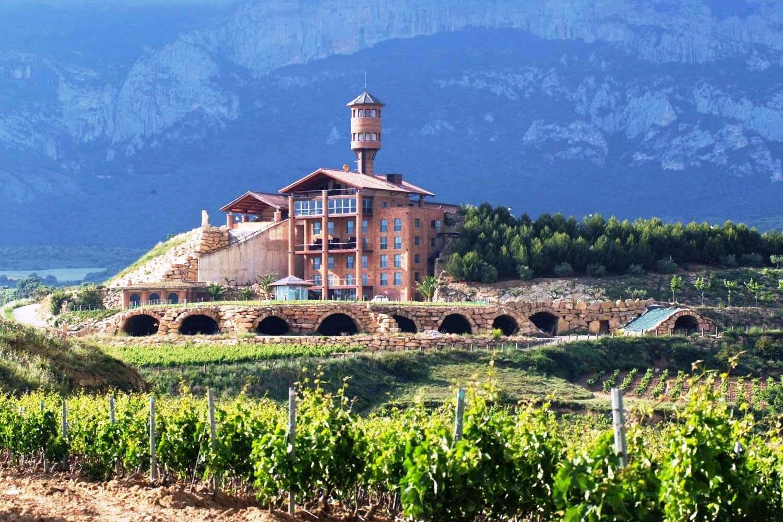 Winery hotel in Rioja