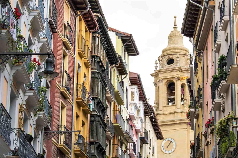 Escapada gastronómica en el centro de Pamplona