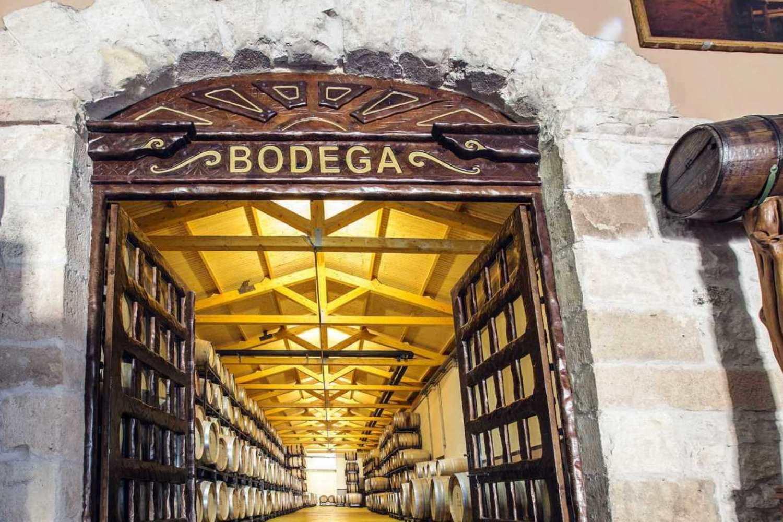tapas y vinos en Ribera del Duero