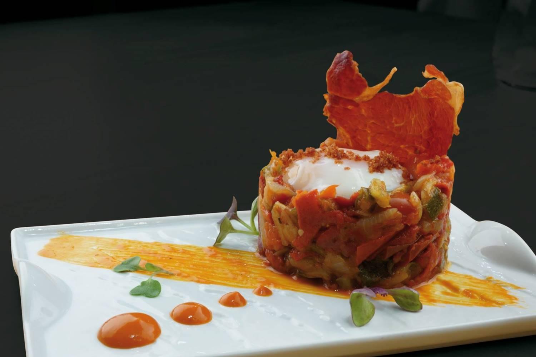 Comida riojana y visita a bodega en Logroño